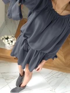 Sukienka Hiszpanka Premium Denim