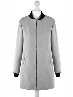 Płaszcz Milano Grey