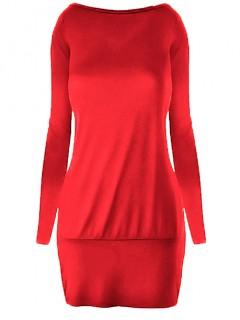Sukienka Tuba Czerwona
