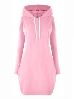 Sukienka Kangurka Baby Pink