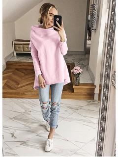 Bluza Dzwonek Baby Pink