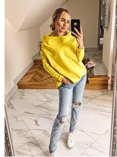 Bluza Dzwonek Żółty