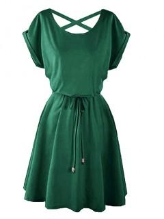 Sukienka Strapsy Butelkowa