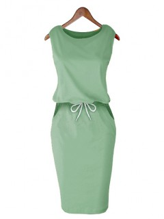 Sukienka Lizbona Khaki