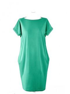 Sukienka Bombka Zielona