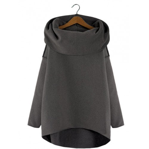 Bluza Asymetryczna Garfitowa