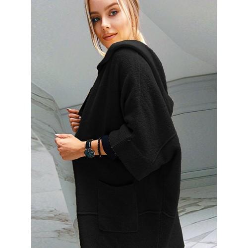 Kardigan Kimono Czarny