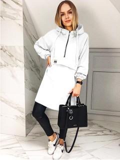 Bluza Oversize Biała