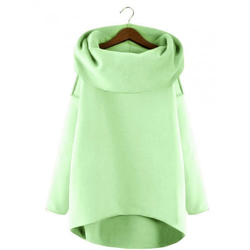 Bluza Asymetryczna Groszkowa