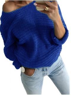 Sweter Nietoperz Chabrowy