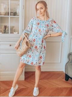 Sukienka Pliska Błękitna