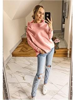 Bluza Dzwonek Brzoskwiniowy Róż