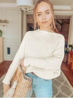 Sweter Ryżowy Waniliowy