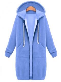 Bluza Długa Baby Blue