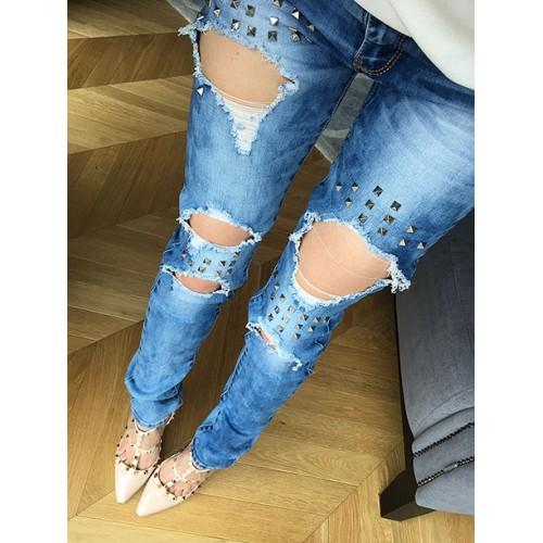 Spodnie 3D Denim
