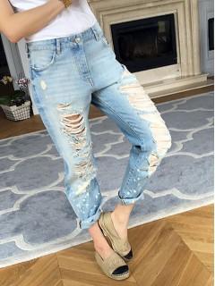 Spodnie Vintage Girl