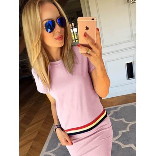 Bluzka Tommy Light Pink
