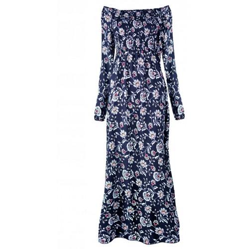 Sukienka Guena Navy Blue