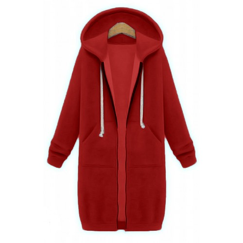 Bluza L-Basic Red