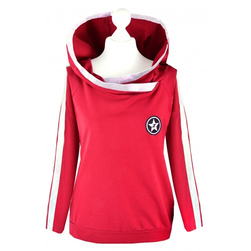 Bluza Star Red