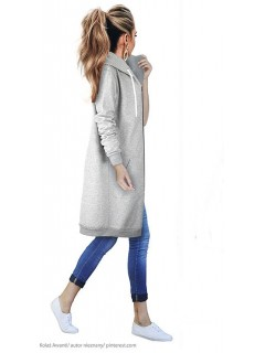 Bluza L-Basic Grey
