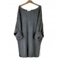 Sweter Lisa Graphite