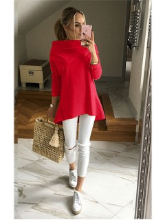 Bluza Over Red