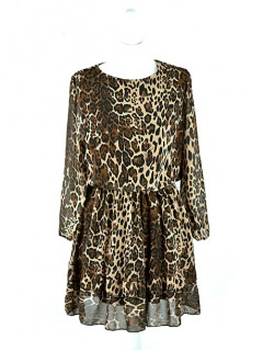 Sukienka Animal Print 210