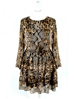 Sukienka Animal Print 211