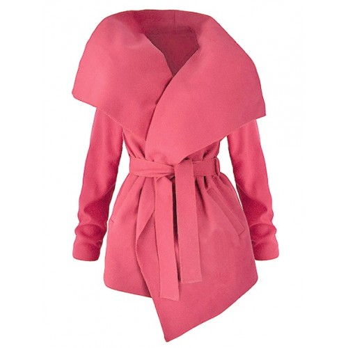Płaszcz Flausz Coral