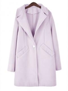 Płaszcz Monako Lila