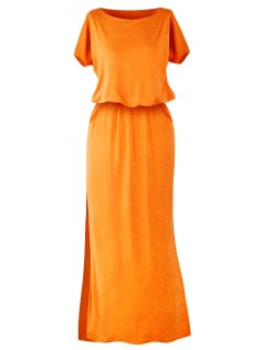 Sukienka Atena Maxi Orange