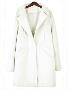 Płaszcz Monako Vanilla