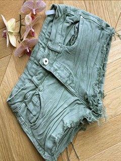 Spodenki Vintage Khaki
