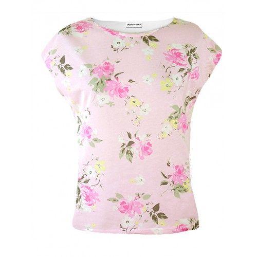 Bluzka Koszulka wzór 74