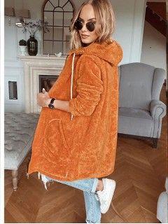 Bluza Miś Pomarańczowa