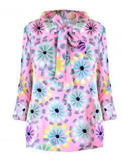 Bluzka Ambrosia Różowa