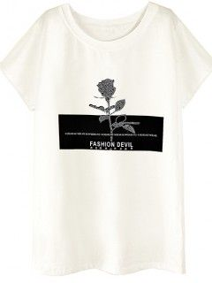 Koszulka Print Wz 20