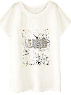 Koszulka Print Wz 10